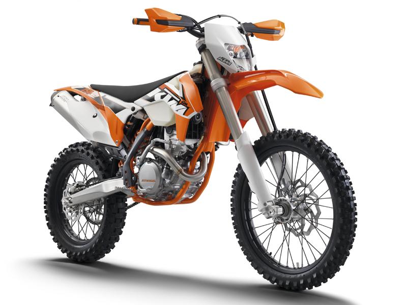 Moto KTM 250 EXC-F 250