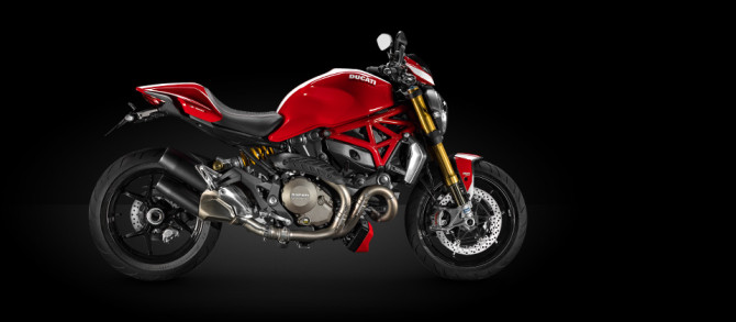 Ficha tecnica ducati monster stripe