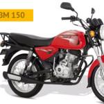 Especificaciones Bajaj Boxer BM 150