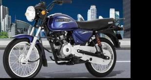 Bajaj - Boxer BM 100 ES Modelo