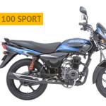Ficha técnica Boxer Platino 100 Sport