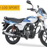 Datos tecnicos Boxer Platino 100 Sport