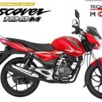 Moto Bajaj Discover 100 M precio