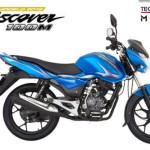 Moto Bajaj Discover 100 M - manual de despiece