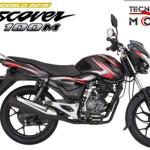 Moto Bajaj Discover 100 M - Especificaciones