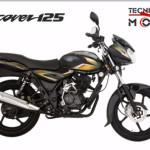 Moto Discover 125 +
