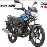 moto bajaj Discover 125 ficha técnica