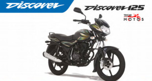 Bajaj Discover 125+ Manual