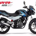 Moto Bajaj Discover 125 ST capacidad cilindraje
