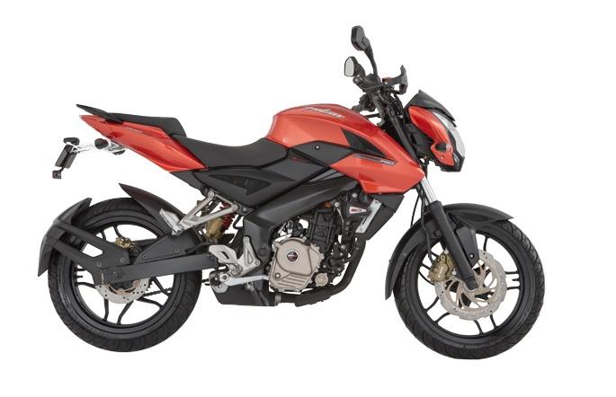 Catalogo e informacion moto Bajaj NS 200 pro