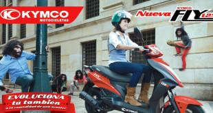 manual de partes moto kymco fly 125 de auteco