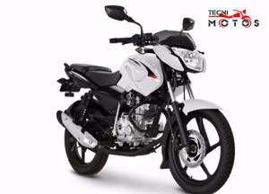 Moto Bajaj Auteco 135 Blanca - ficha tecnica