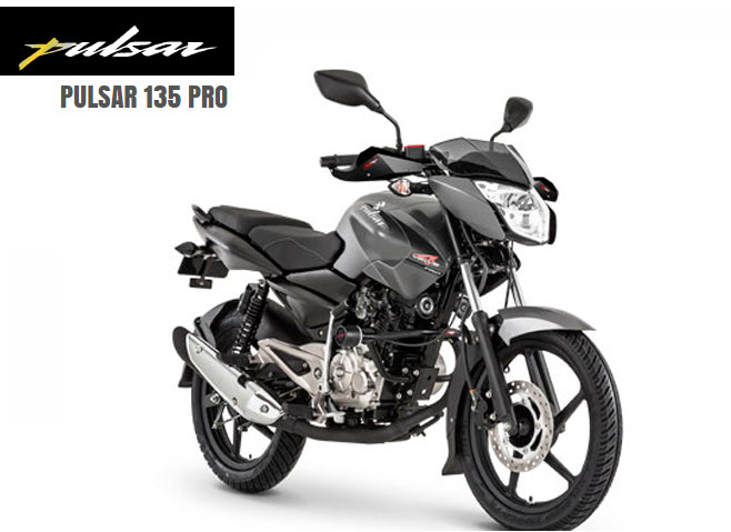 Moto pulsar 135 Pro - Descargar Manual de partes