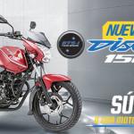 Moto Bajaj Discover 150ST imagenes
