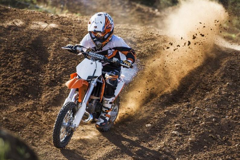 moto akt KTM 65 SX 2015