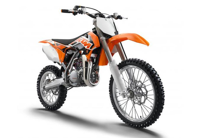 Motocicleta KTM 85 SX 2015