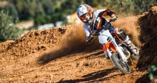 Ficha tecnica de la moto KTM 50 SX