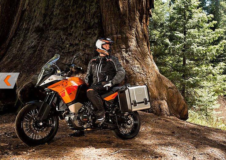 Precio de la moto tipo maxi trail ktm 1190 Adventure de Auteco