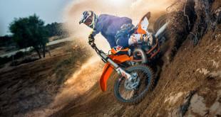 motocicleta ktm 250 SX 2015