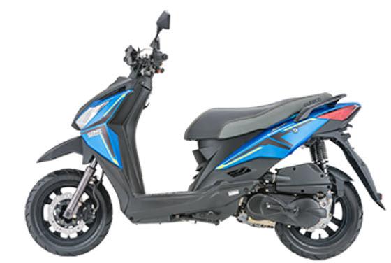 Motocicleta Kymco Rocket Auteco