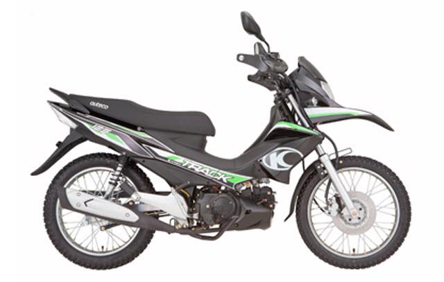 Imágenes de la Motocicleta Kymco Jetix 125 Automática de Auteco
