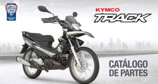 Kymco Track Semiautomatica de Auteco