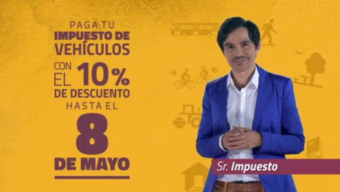 Bancos para pagar impuestos de vehiculos en Bogota Cundinamarca