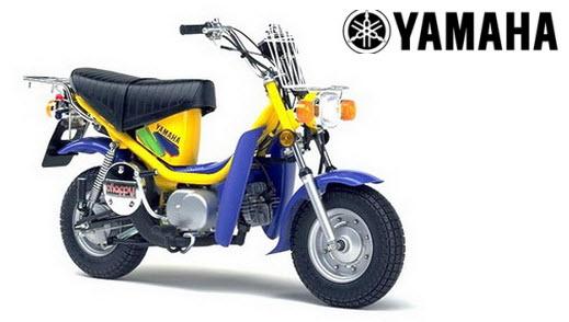 Yamaha Badger