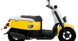 Improntas moto Giggle 50 Yamaha