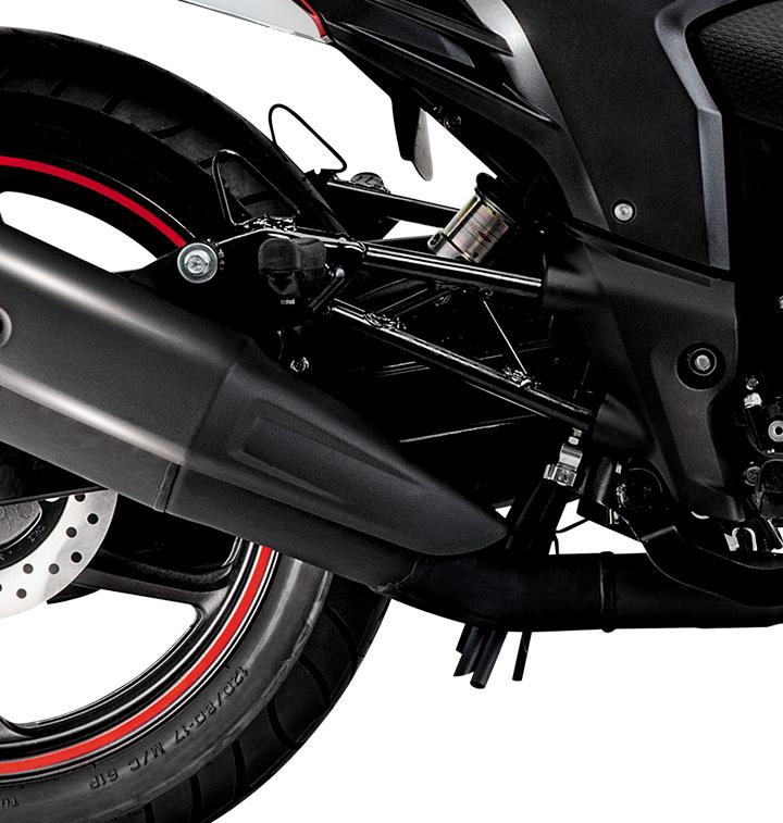 especificaciones-nueva-honda-invicta-150-cc-suspension-trasera