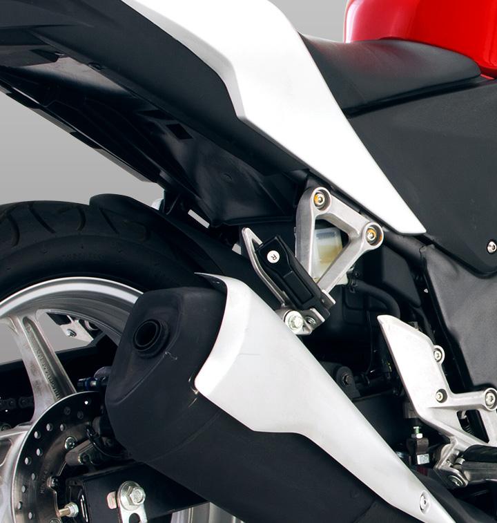 Ficha técnica moto honda CBR 250-cc r abs bastidor