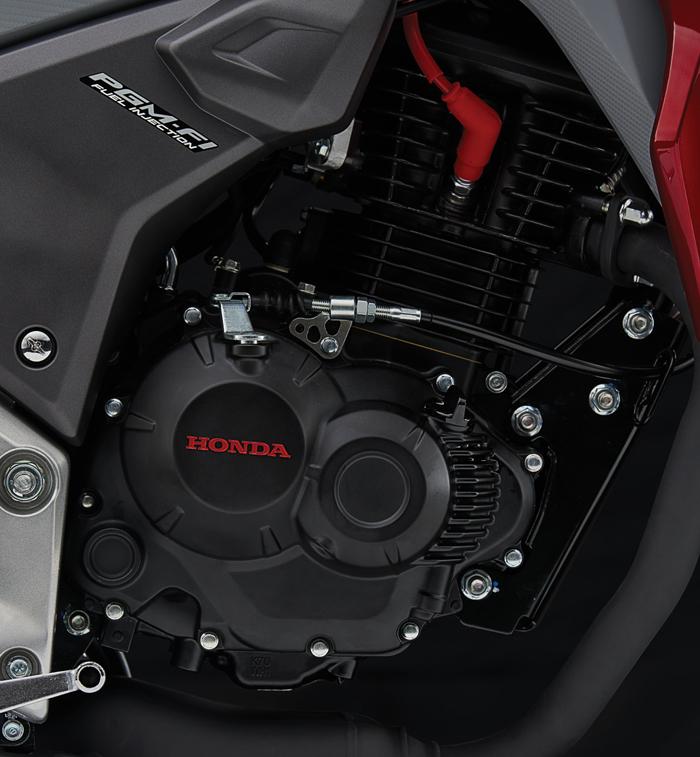Moto honda cb190r especificaciones motor