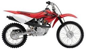 ver-imagen-de-improntas-del-motor-y-chasis-de-la-moto-honda-crf-100-f-2011