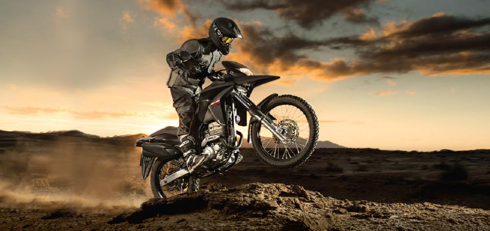 Ficha Técnica moto  XRE 300 cc honda