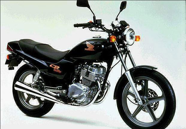 Datos tecnicos de la moto honda CB 250 Two Fifty
