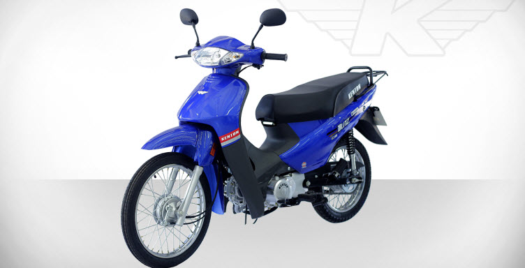 Imagenes colores moto Kenton Blitz 110 SE