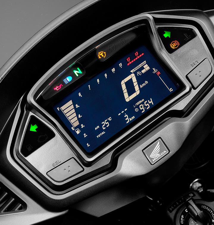 moto-honda-vfr-800-tablero
