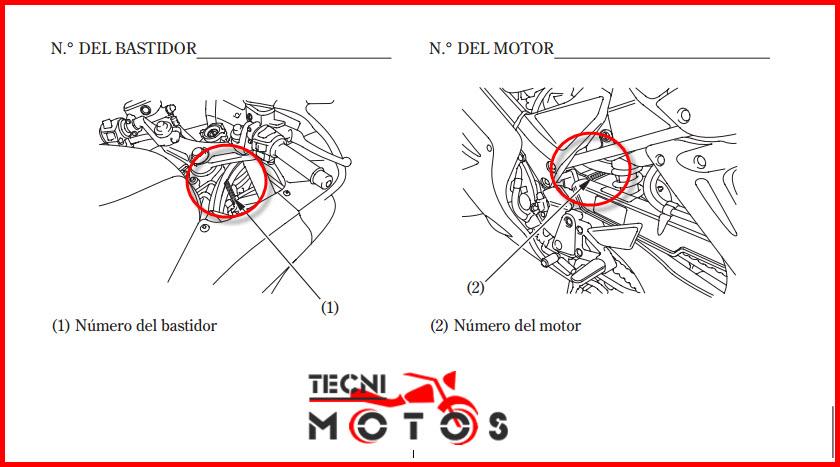 numero-de-motor-y-chasis-de-la-moto-honda-vfr-800-x