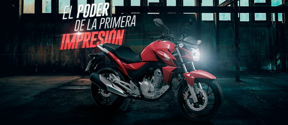 Ficha Tecnica de la Moto honda cb250 Twister