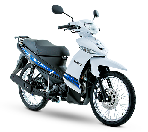 Motocicleta yamaha crypton 2017