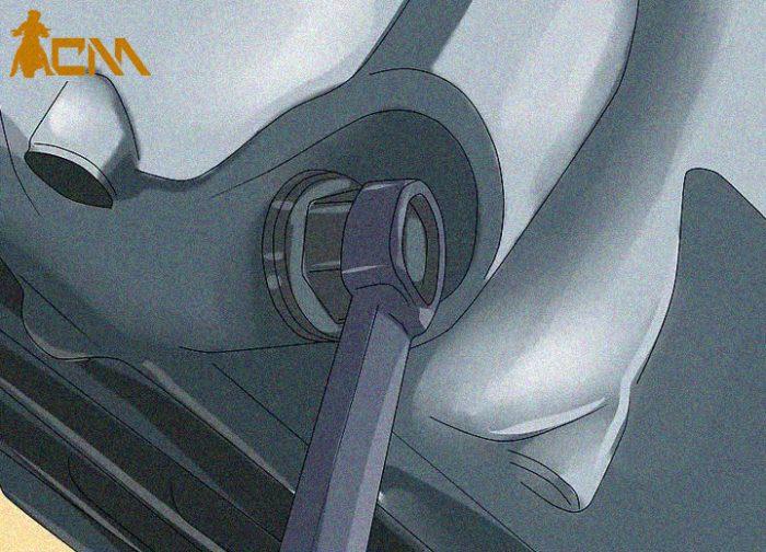 cambiar aceite a moto paso 5