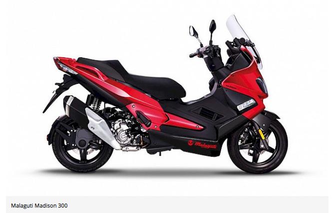 moto malagui