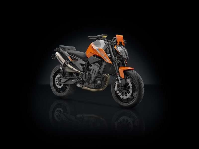 Rizoma presenta un kit de accesorios para la 790 Duke