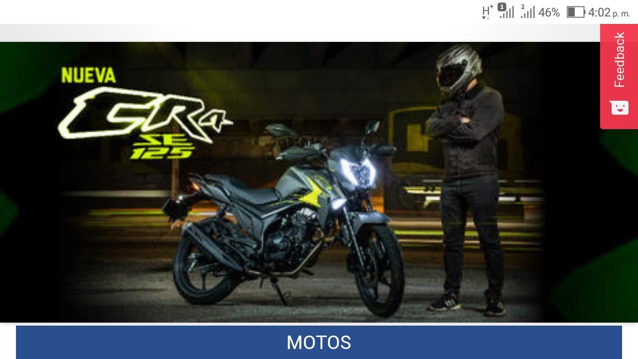Moto AKT CR4 125 SE