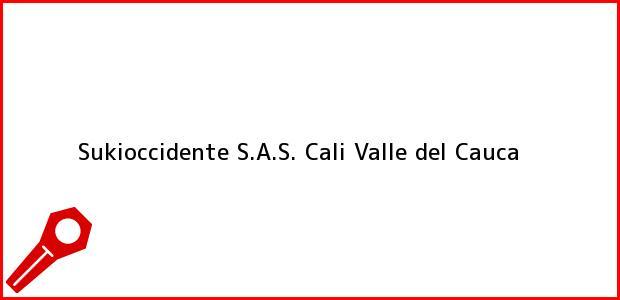 Teléfono, Dirección y otros datos de contacto para Sukioccidente S.A.S., Cali, Valle del Cauca, Colombia