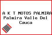 A K T MOTOS PALMIRA Palmira Valle Del Cauca