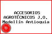 ACCESORIOS AGROTÉCNICOS J.O. Medellín Antioquia