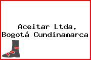 Aceitar Ltda. Bogotá Cundinamarca