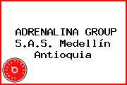 ADRENALINA GROUP S.A.S. Medellín Antioquia