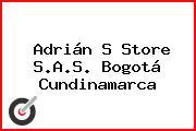 Adrián S Store S.A.S. Bogotá Cundinamarca